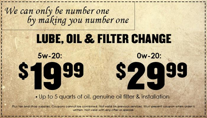 Oil Bundle Special