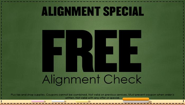 Alignment Light Special