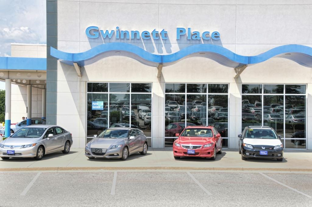 About gwinnett place honda near atlanta duluth new honda for Honda dealership atlanta ga