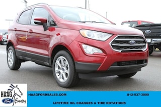 New Ford for sale 2018 Ford EcoSport SE SUV in Greendale, IN