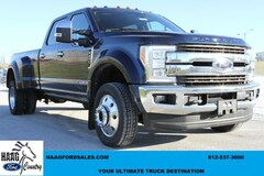 2018 Ford F-450SD King Ranch Truck