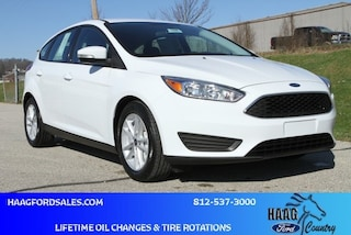 New Ford for sale 2018 Ford Focus SE Hatchback in Greendale, IN