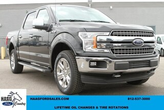 New Ford for sale 2018 Ford F-150 Lariat Truck in Greendale, IN