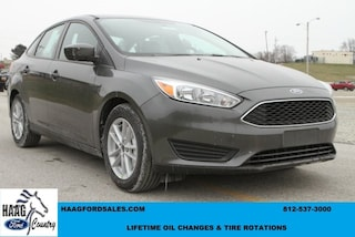 New Ford for sale 2018 Ford Focus SE Sedan in Greendale, IN