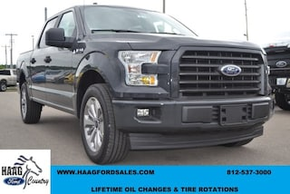 New Ford for sale 2017 Ford F-150 XL Truck in Greendale, IN