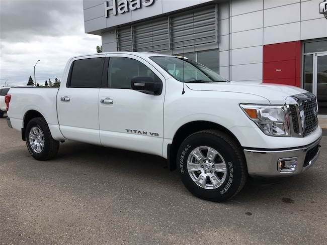 2018 Nissan Titan SV BEST WARRANTY AVAILABLE IN THE MARKET Truck Crew Cab
