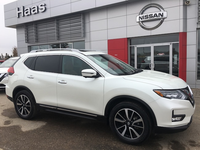 2017 Nissan Rogue SL Platinum Reserve SUV