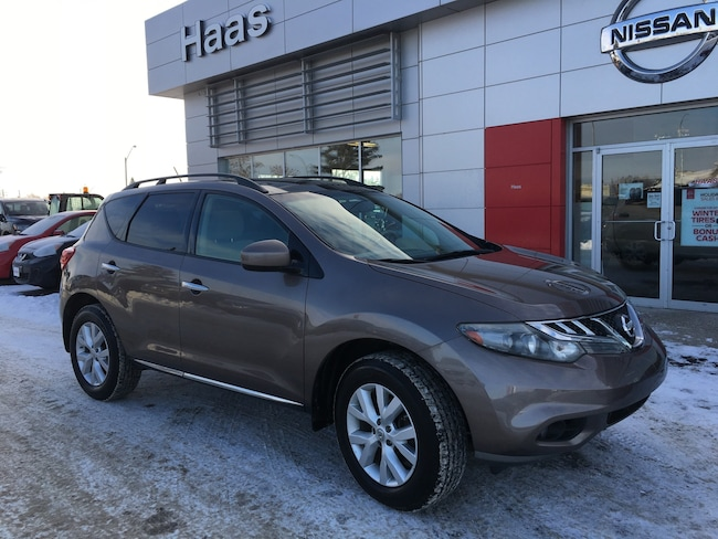 2012 Nissan Murano SV  HEATED SEATS, ACCIDENT FREE SUV