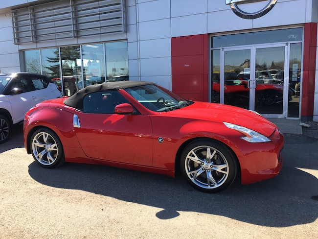 2010 Nissan 370Z Roadster Touring Convertible