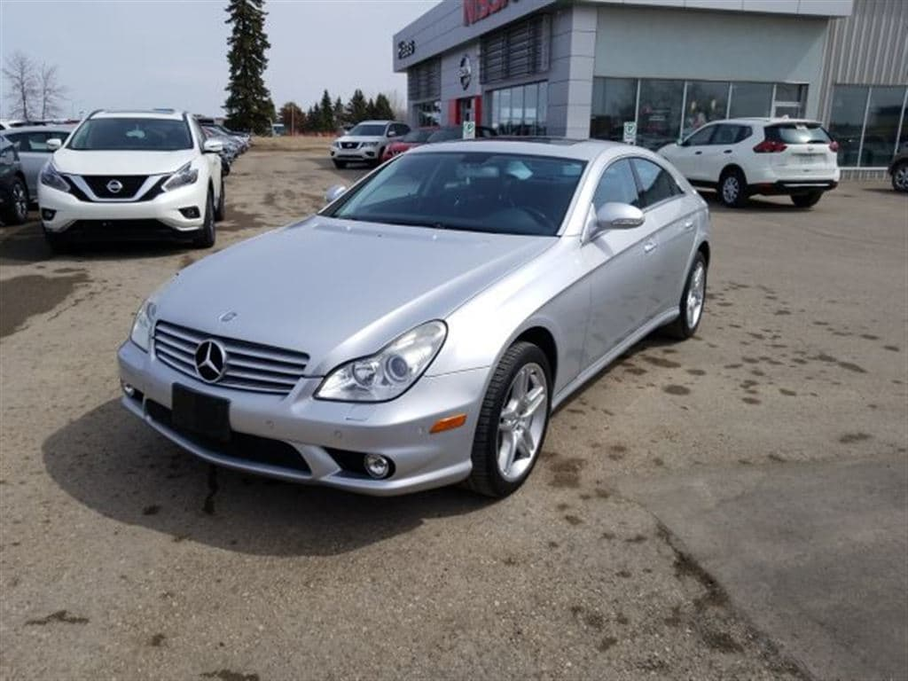 2006 Mercedes-Benz CLS-Class LIMITED PRODUCTION 5.0L, LUXURY AND POWER Sedan