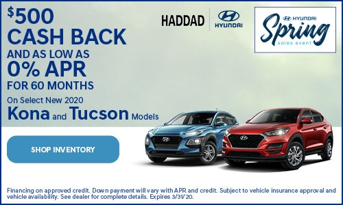 $500 Cash Back and as low as 0% APR for 60 Months