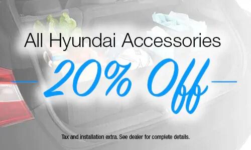 Hyundai Accessory Special