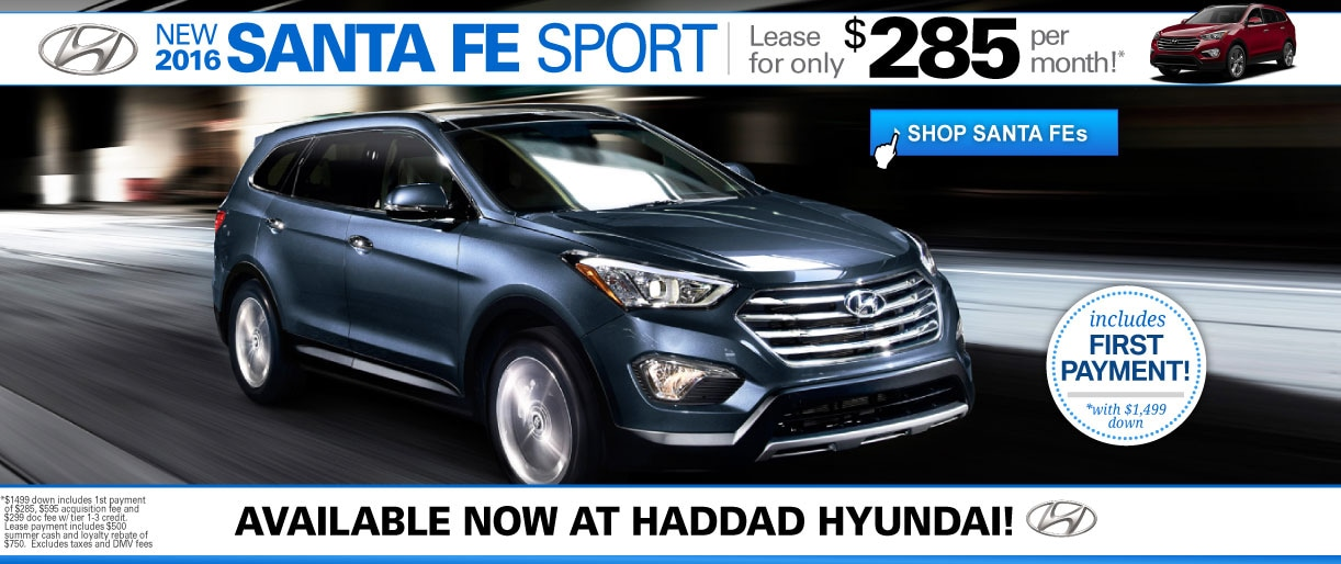 2016 santa fe sport lease in pittsfield ma for Hyundai motor finance payoff