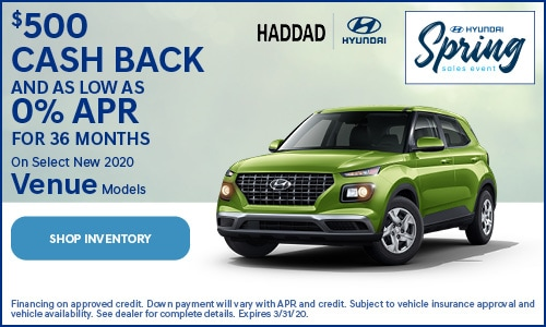 $500 Cash Back and as low as 0% APR for 36 Months