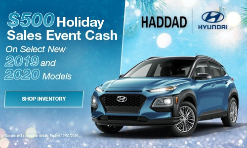 $500 Holiday Sales Event Cash