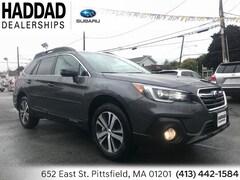 2019 Subaru Outback 2.5i Limited SUV Gray in Pittsfield, MA