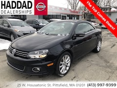 Used 2013 Volkswagen Eos Convertible in Pittsfield, MA