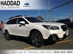 2019 Subaru Outback 2.5i Limited SUV White Pearl in Pittsfield, MA