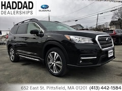 2019 Subaru Ascent Limited 8-Passenger SUV Black   Silver in Pittsfield, MA