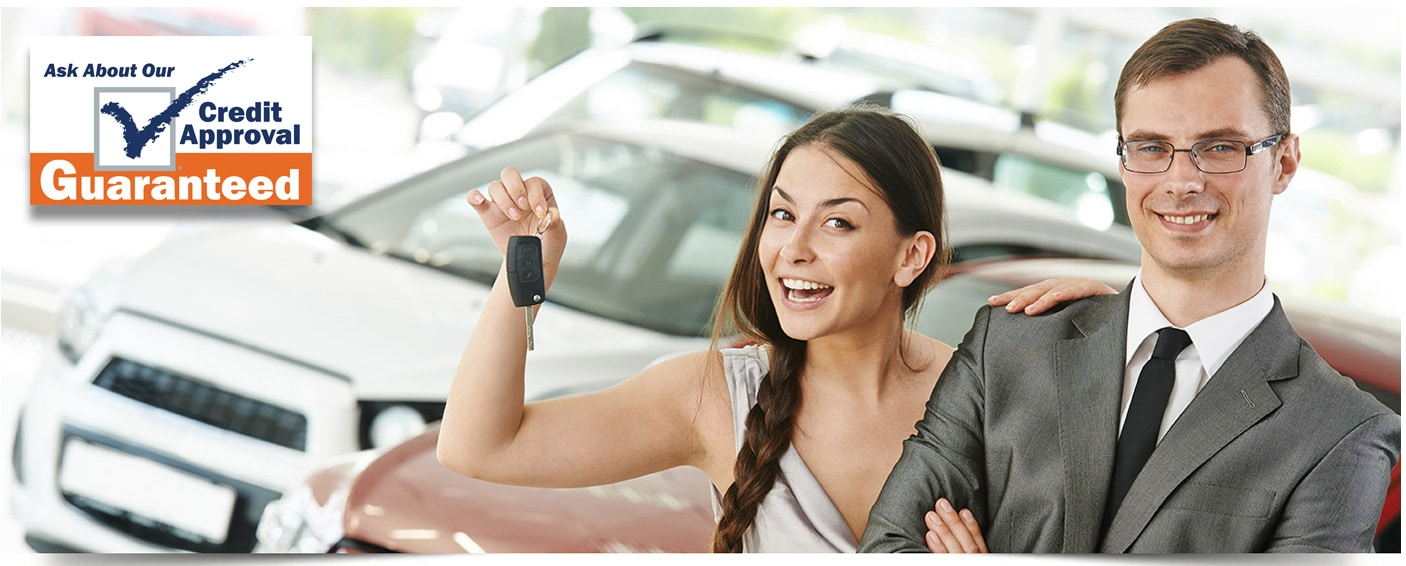 Guaranteed Credit Approval Haddad Subaru