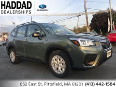 2019 Subaru Forester Standard SUV Jasper Green in Pittsfield, MA