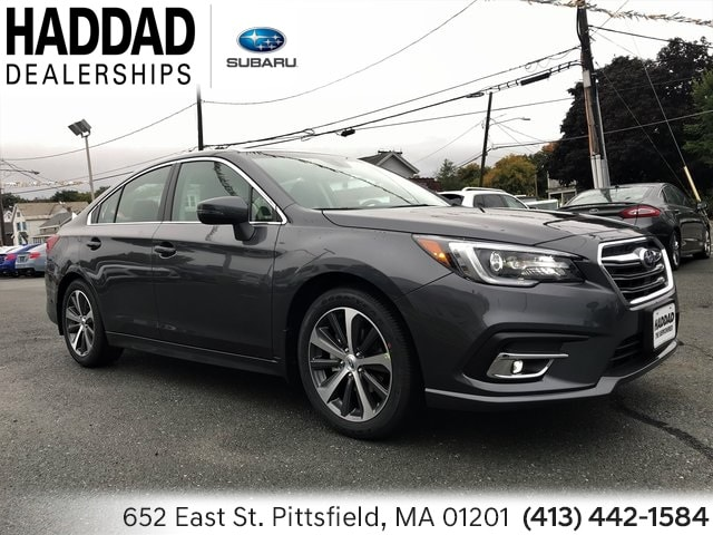 New 2019 Subaru Legacy 2.5i Limited Sedan Gray Metallic in Pittsfield, MA