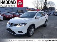 Used 2016 Nissan Rogue SUV in Pittsfield, MA