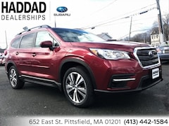 2019 Subaru Ascent Premium 7-Passenger SUV Crimson Red in Pittsfield, MA