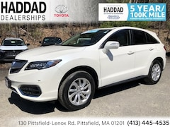 2016 Acura RDX RDX AWD with Technology SUV in Pittsfield, MA