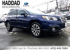 Certified Used 2016 Subaru Outback 3.6R Limited SUV in Pittsfield, MA