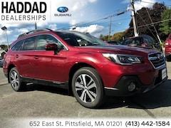 2019 Subaru Outback 2.5i Limited SUV Crimson Red in Pittsfield, MA
