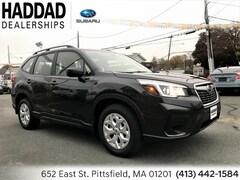 2019 Subaru Forester Standard SUV Dark Gray in Pittsfield, MA