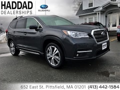 2019 Subaru Ascent Limited 7-Passenger SUV Gray in Pittsfield, MA
