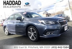 New 2018 Subaru Legacy 2.5i Limited Sedan in Pittsifleld, MA