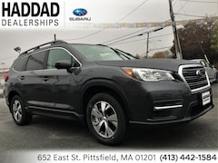 2019 Subaru Ascent Premium 8-Passenger SUV Gray in Pittsfield, MA