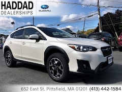 2019 Subaru Crosstrek 2.0i Premium SUV White Pearl in Pittsfield, MA