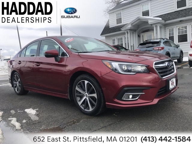 Used 2019 Subaru Legacy 2.5i Limited Sedan in Pittsfield, MA