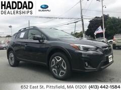 2019 Subaru Crosstrek 2.0i Limited SUV Gray in Pittsfield, MA
