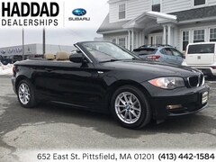 Used 2010 BMW 128i Convertible in Pittsfield, MA
