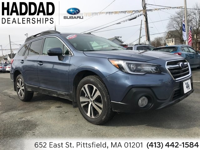Used 2018 Subaru Outback 3.6R Limited SUV in Pittsfield, MA