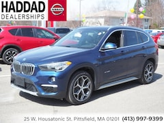 2018 BMW X1 xDrive28i SAV in Pittsfield, MA