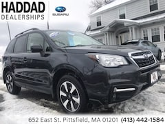Certified Used 2018 Subaru Forester 2.5i Premium SUV in Pittsfield, MA