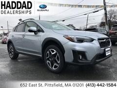 2019 Subaru Crosstrek 2.0i Limited SUV Ice Silver in Pittsfield, MA