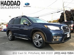 2019 Subaru Ascent Limited 7-Passenger SUV Abyss Blue Pearl in Pittsfield, MA