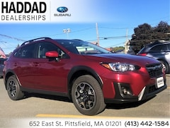 2019 Subaru Crosstrek 2.0i Premium SUV Venetian Red Pearl in Pittsfield, MA