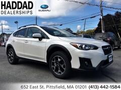 2019 Subaru Crosstrek 2.0i Premium SUV White Pearl in Pittsfield, MA