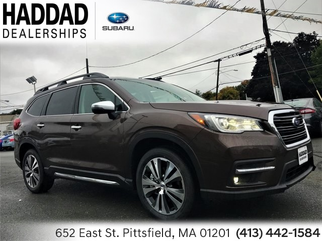 New 2019 Subaru Ascent Touring 7-Passenger SUV Cinamon Bwn Pearl in Pittsfield, MA