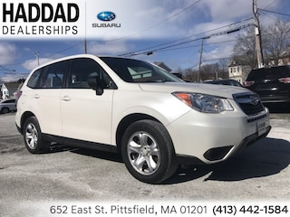 Used 2014 Subaru Forester 2.5i SUV Pittsfield, MA