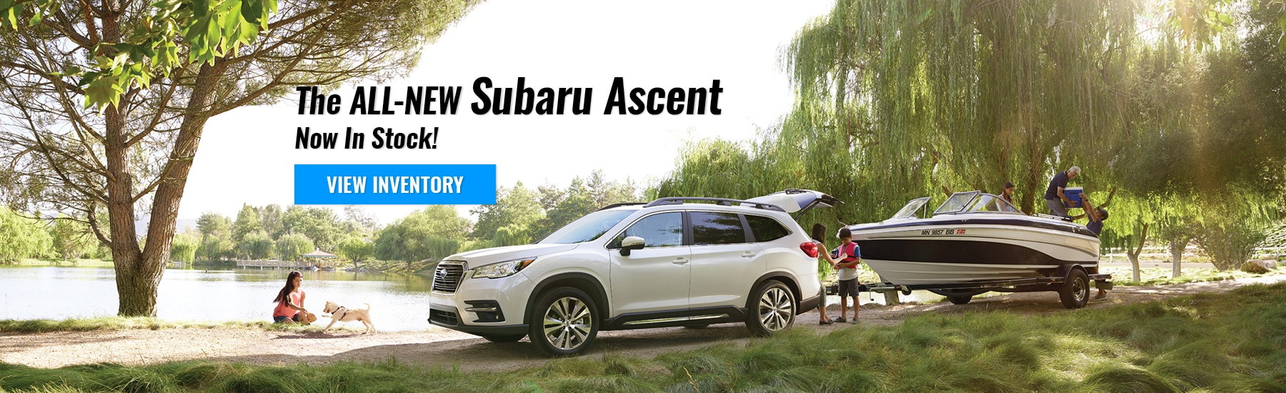 Pittsfield MA Subaru Dealer Serving Bennington VT, West Springfield