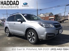Certified Used 2017 Subaru Forester 2.5i Limited SUV in Pittsfield, MA